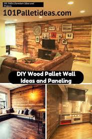diy wood pallet wall ideas and paneling jpg