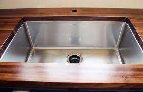 Kitchen Undermount Sinks Everything And The Kitchen Sink Chris Loves Julia