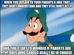 Mama Luigi Meme - mama luigi imgflip