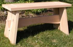 Leopold Bench Plans Dickswoodshop Com Handmade With Western Red Cedar By Garbe