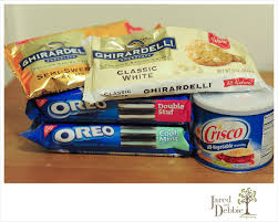 where can i buy white chocolate covered oreos the sunday paper chocolate covered oreo recipe jared and debbie