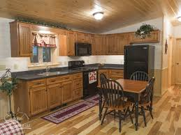Log Home Kitchens Frontier Log Cabin Manufactured In Pa Cozy Cabins
