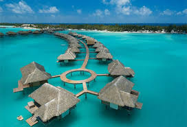 island vacation destinations bora bora jpg map