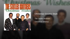 christmas country style youtube