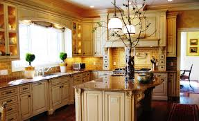 kitchen design ideas tuscan kitchen interior design warm colors