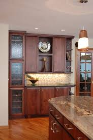 Under Cabinet Pot Rack by Crema Caramel Granite Ideas Kitchen Traditional With Crown Molding