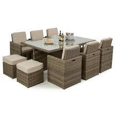 B Q Garden Furniture Rattan Corner Garden Furniture Home Design And Decor