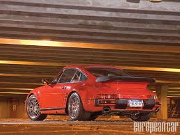 80s porsche wallpaper 1987 porsche 930 flachbau european car magazine