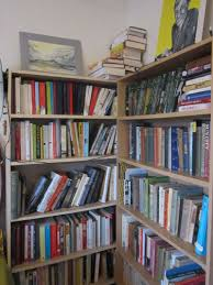a work in progress personal libraries