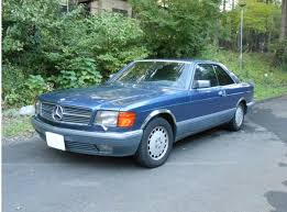 mercedes 560 sec coupe for sale 1991 mercedes 560 sec for sale import iraque