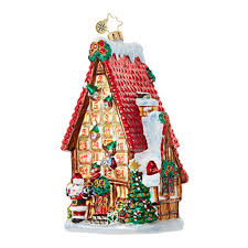 christopher radko ornaments radko cottages houses countdown