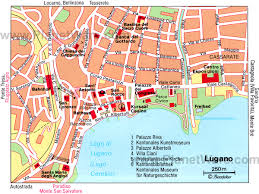 Milano Italy Map by 12 Top Rated Tourist Attractions In Lugano Locarno And The