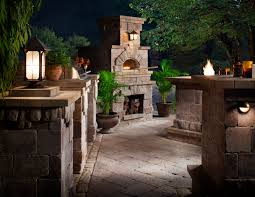 Building An Outdoor Brick Fireplace by Belgard U0026 Chicago Brick Oven Oven Bricks And Kitchens