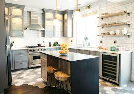 kitchens with open shelving ideas kitchen open shelving open kitchen cabinets with shelves metal