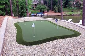 Building A Backyard Putting Green Installing A Diy Backyard Putting Green U2013 Golf Gear Box