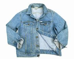 Light Jean Jacket 80s Denim Jacket Etsy