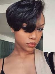 short weave hairstyles for black women ladies come home