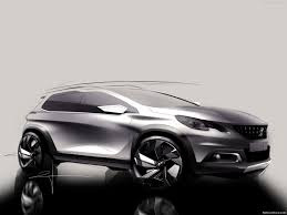 peugeot 909 peugeot 3008 design sketch by sebastien criquet sketch