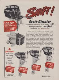 1951 print ad flambeau outboard motors 5 hp twin u0026 2 5 hp