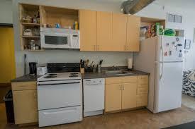 1950 Kitchen Furniture University Lofts Apartments University Of Denver
