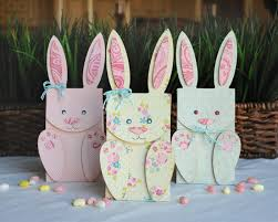 easter bags my mind s eye easter bunny treat bags with