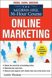 Mcgraw Hill Desk Copies The Mcgraw Hill 36 Hour Course Online Marketing By Lorrie Thomas