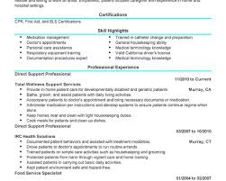 Best Resume Qualities by Best Resume Qualities Resume For Qc Inspector