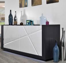 Dressoir Blanc Laque Inspirations Et Buffet Design Buffet