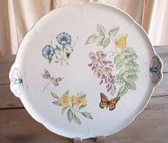 butterfly platter lenox butterfly meadow pattern so sweet and delicate china