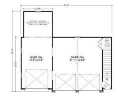 Floor Plans With 3 Car Garage Garage Apartment Plans 3 Car Garage Apartment Plan 053g 0015 At