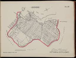 Map Of Ottawa Macdonald Gardens Neighbourhood Ottawa