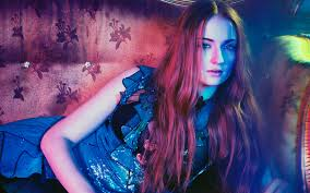 wallpaper hd english sophie turner english actress wallpapers hd wallpapers id 17866