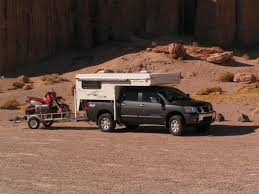 nissan titan pop up camper nissan titan forum view single post cab over camper