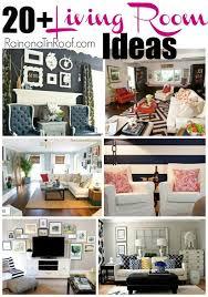Decor Living Room Best 25 Budget Living Rooms Ideas On Pinterest Living Room