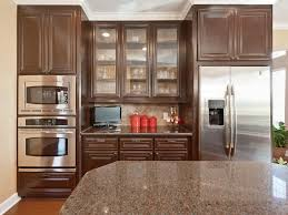 Bisque Kitchen Cabinets Decorating Awesome White Kitchen Cabinets With Slate Appliances