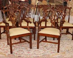 chippendale chairs etsy