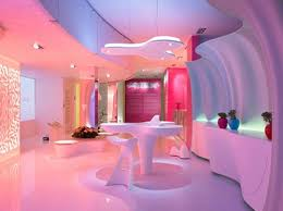 amazing home interior amazing futuristic home interior design by karim rashid