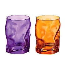 bicchieri colorati bormioli bormioli una tavola coi colori dell estate style it