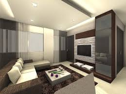 Interior Wall Designs With Stones by Living Room Wonderful Living Room Decoration Using Twin White