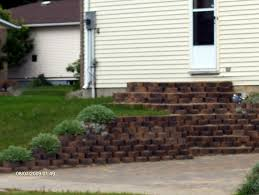 how to build a retaining wall the mortarless way incoming