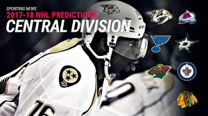 nhl predictions for 2017 18 final standings playoff projections