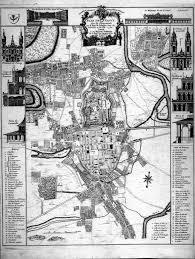Nancy France Map by File Plan De Nancy Avec Les Changements Que Le Roy De Pologne Duc