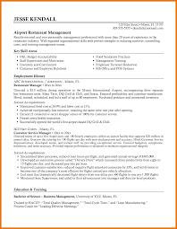 cover letter restaurant manager restaurant manager job seeking