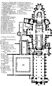 canterbury cathedral floor plan the project gutenberg ebook of the cathedrals of great britain by