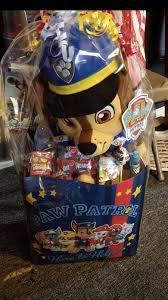 custom easter baskets paw patrol custom easter basket baby kids in san leandro ca
