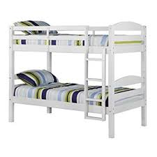 White Pine Bunk Beds We Furniture Solid Wood Bunk Bed White Kitchen