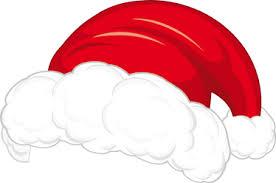 weihnachtsmütze aufkleber tenstickers