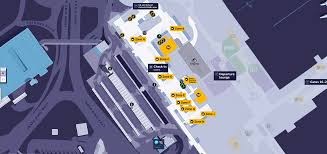 terminal 1 map heathrow taxis