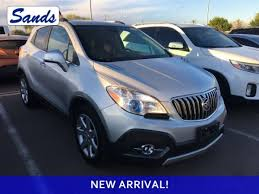 buick encore silver silver buick encore in arizona for sale used cars on buysellsearch