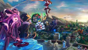Summoners Rift Map Summoners Rift Lolwallpapers
